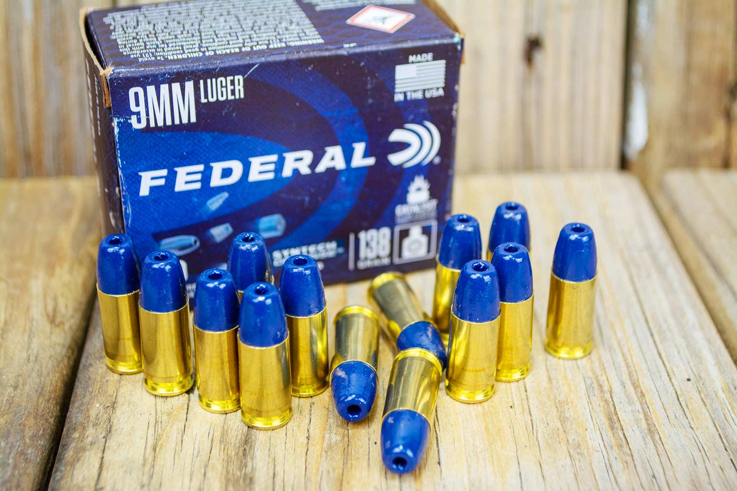Federal Syntech Defense: Ammo Test