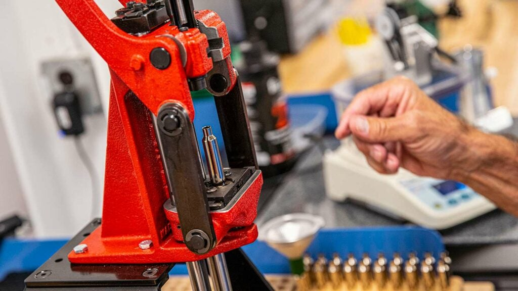 handloading custom shop rounds at federal
