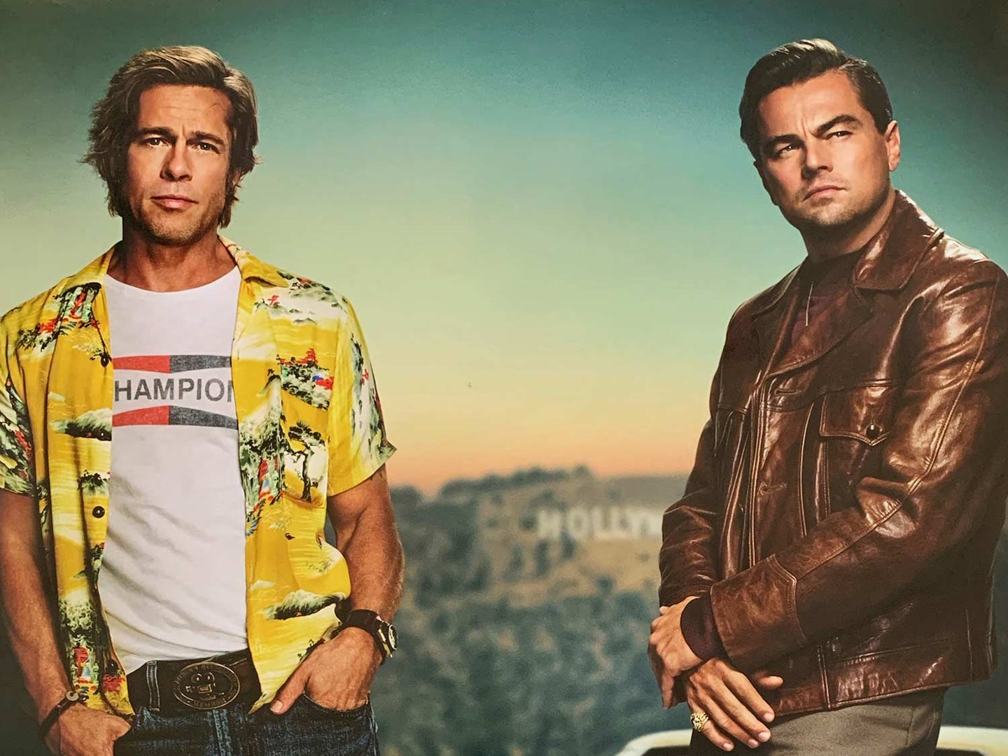 Guns of Once Upon a Time in Hollywood