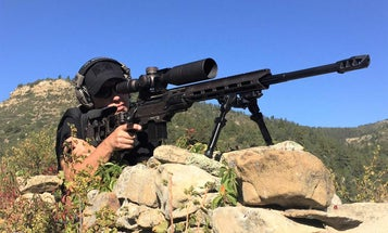 Cadex Defence Guardian Lite Chassis: Long Range Rifle Review