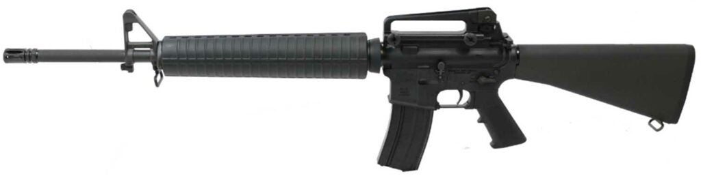 Palmetto State Armory PA-15 in 5.56