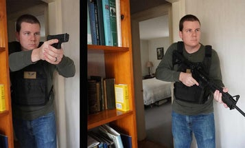 Testing the Practicality of Body Armor For Home Defense