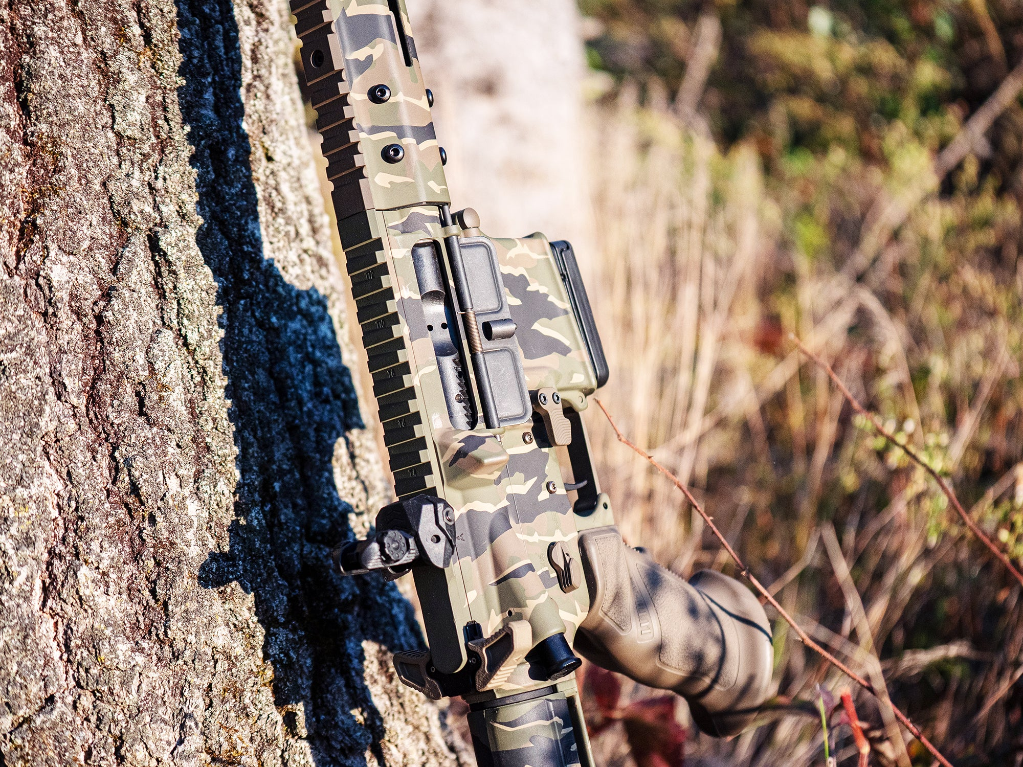 Trouble Shooter: The 450 Bushmaster 'Hunter' Build