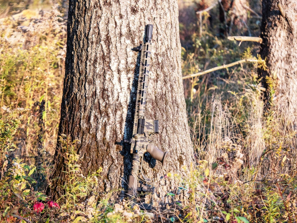 450 Bushmaster Hunter rifle