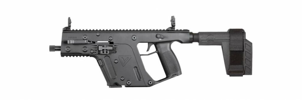 Kriss Vector 22 pistol