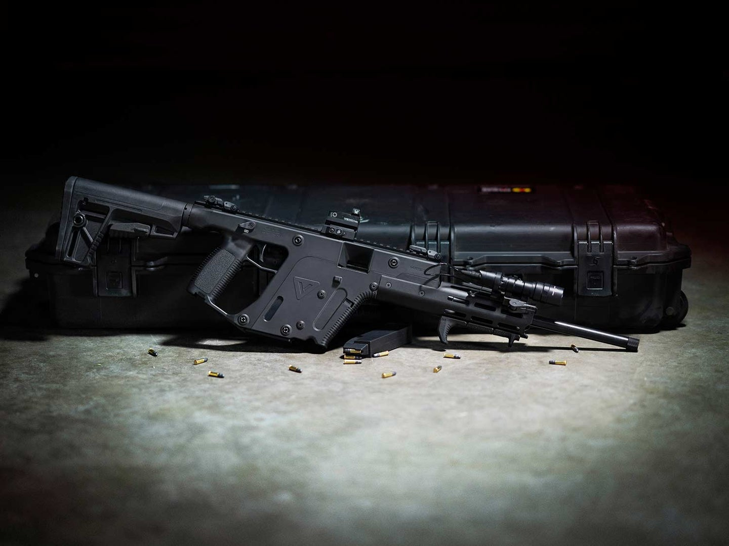 KRISS USA Releases Vector in .22LR
