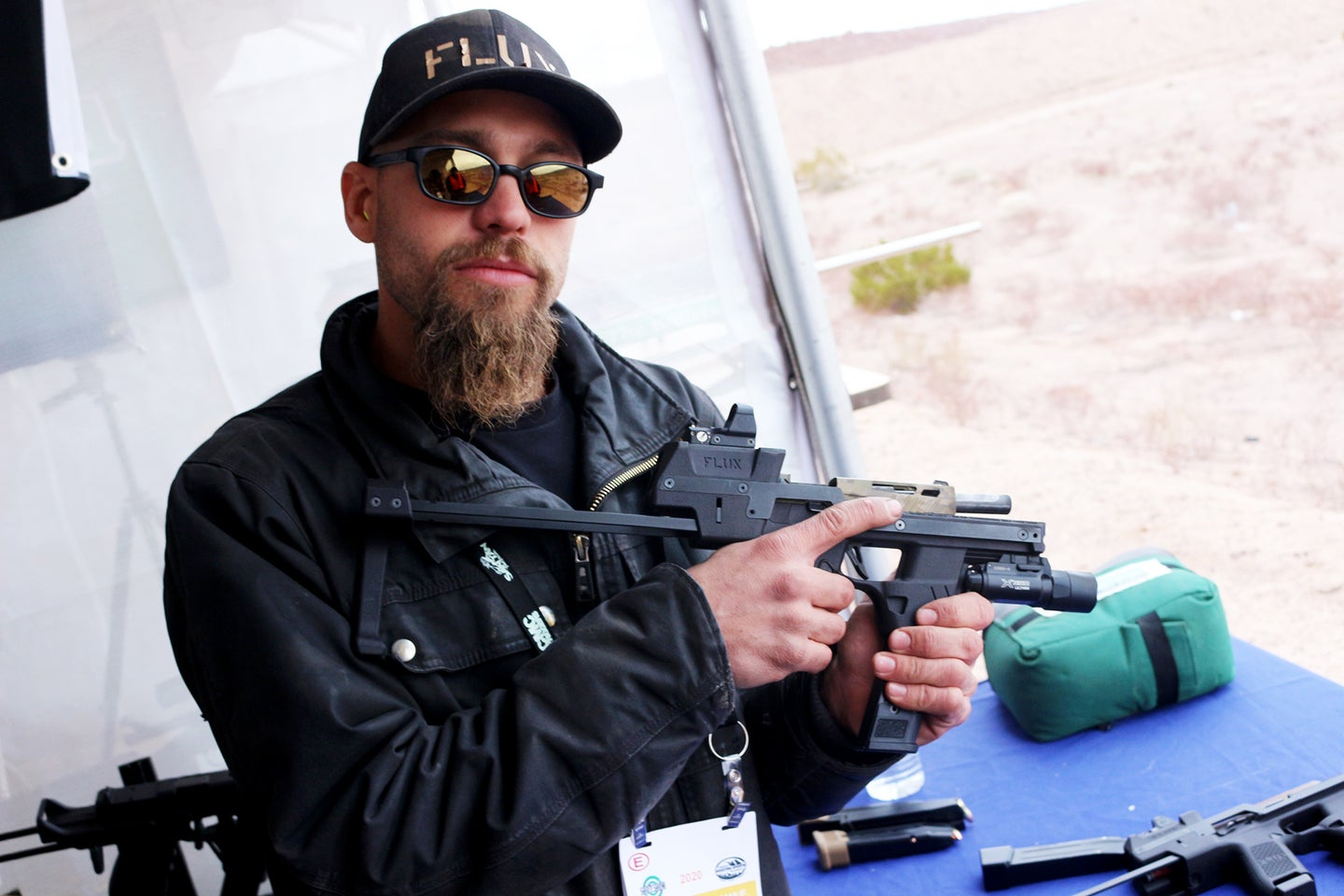 FLUX MP17 for the SIG M17