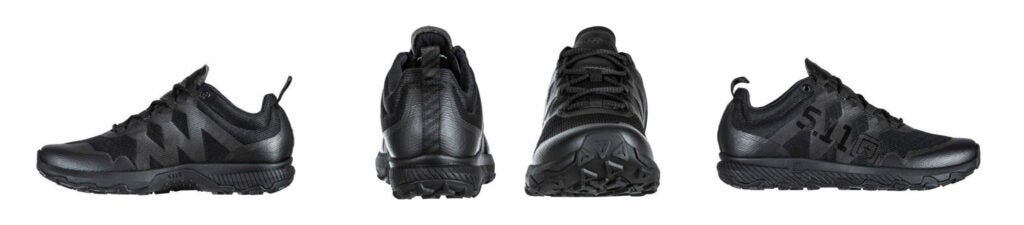 5.11's A.T.L.A.S. Trainer boots.