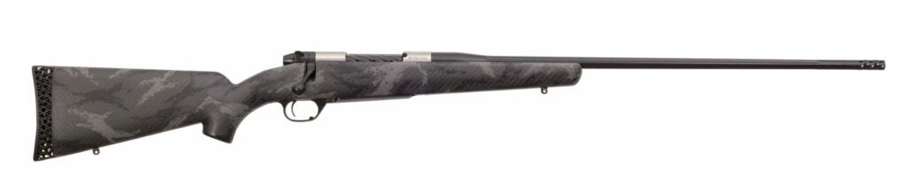 Weatherby Backcountry Ti