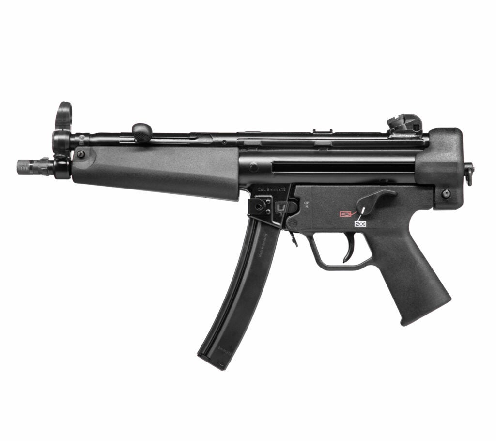 The H&K SP5.