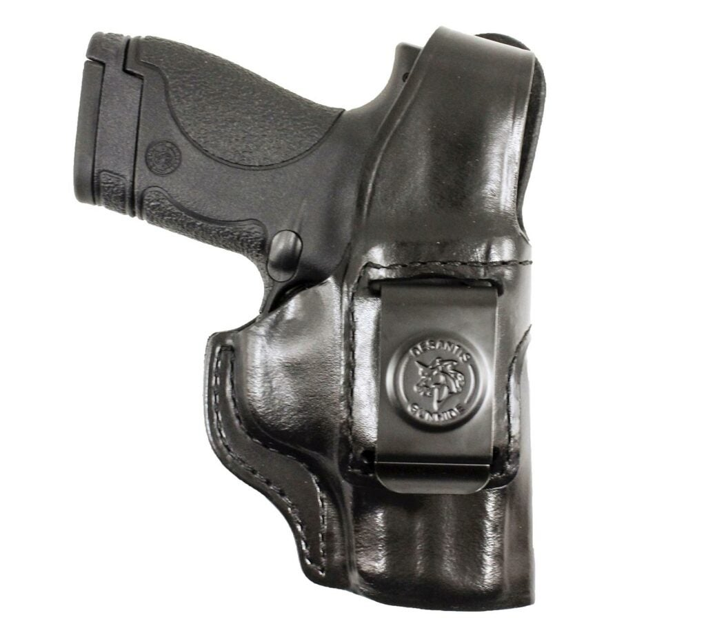 DeSantis the Inside Heat TB holster.