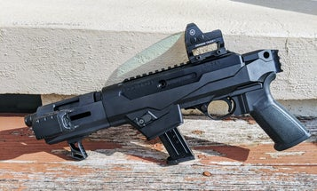 FIRST LOOK: Ruger PC Charger Pistol