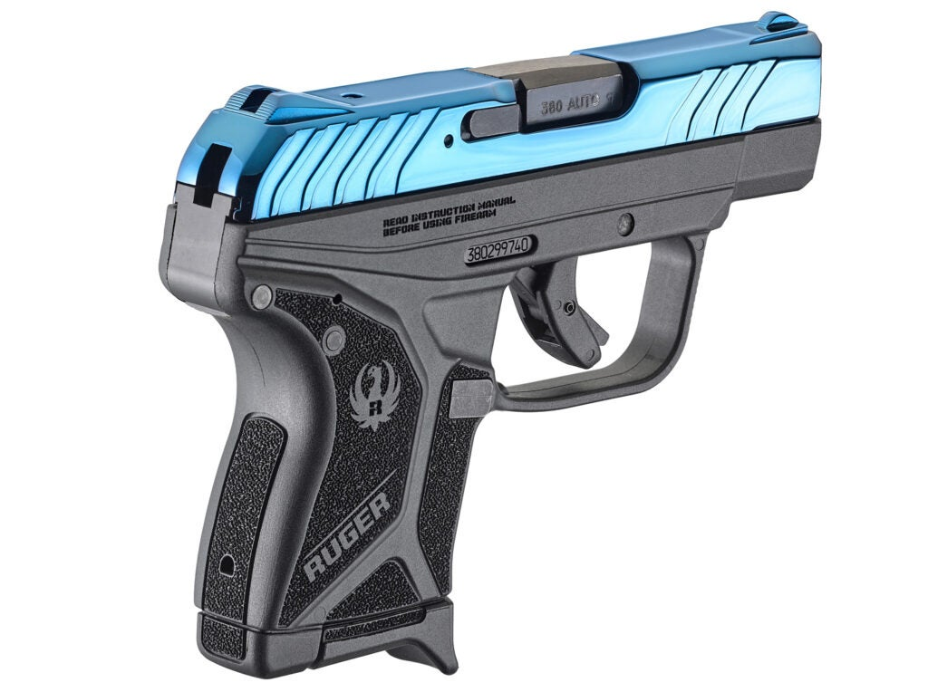 Talo exclusive Ruger LCP II pistol