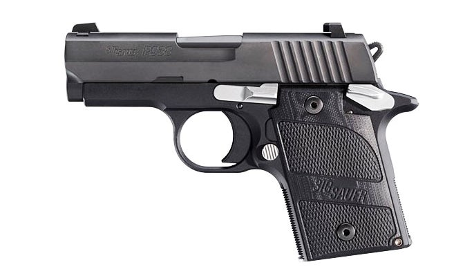 The SIG Sauer P938 Nightmare.
