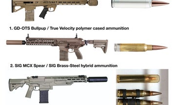 Leupold, L3Harris and Vortex Awarded Army Contracts for NGSW-FC Program Prototypes