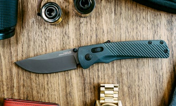 Gear Review: SOG Flash AT Assisted Open Knife