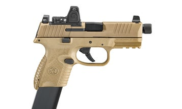 FN Releases 509 Compact Tactical Pistol with Available 24-Round Mags