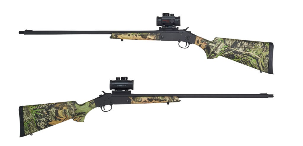 The Stevens 301 Turkey XP Obsession shotgun from Savage Arms.