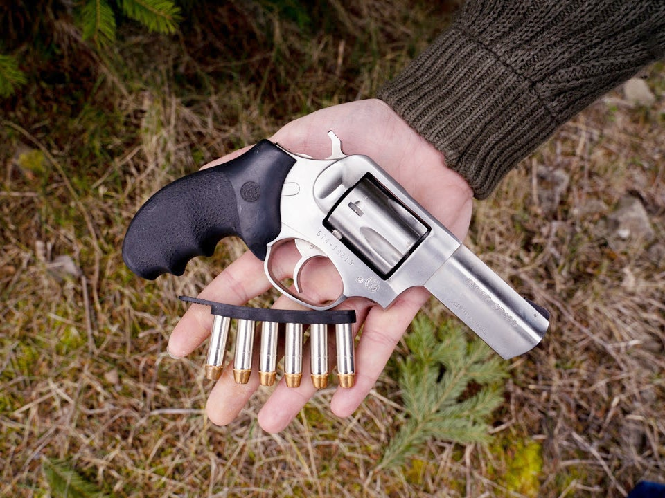 The new Galco E-Z Loader strips hold six rounds of .38/.357 ammunition.