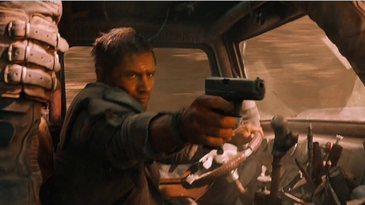 Glock 17 in Mad Max: Fury Road.
