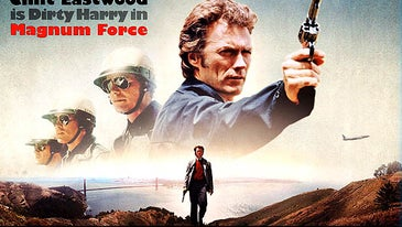 Magnum Force (1973) was the second Dirty Harry movie.