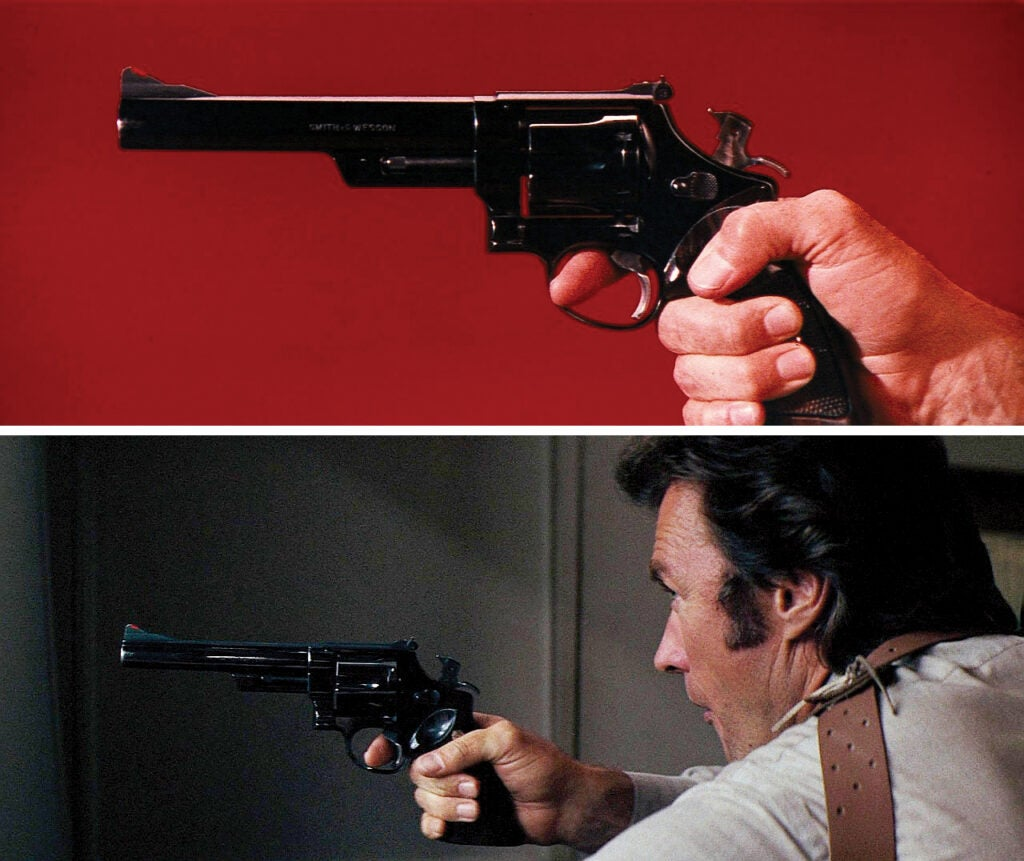 Smith & Wesson Model 29 revolver from Dirty Harry