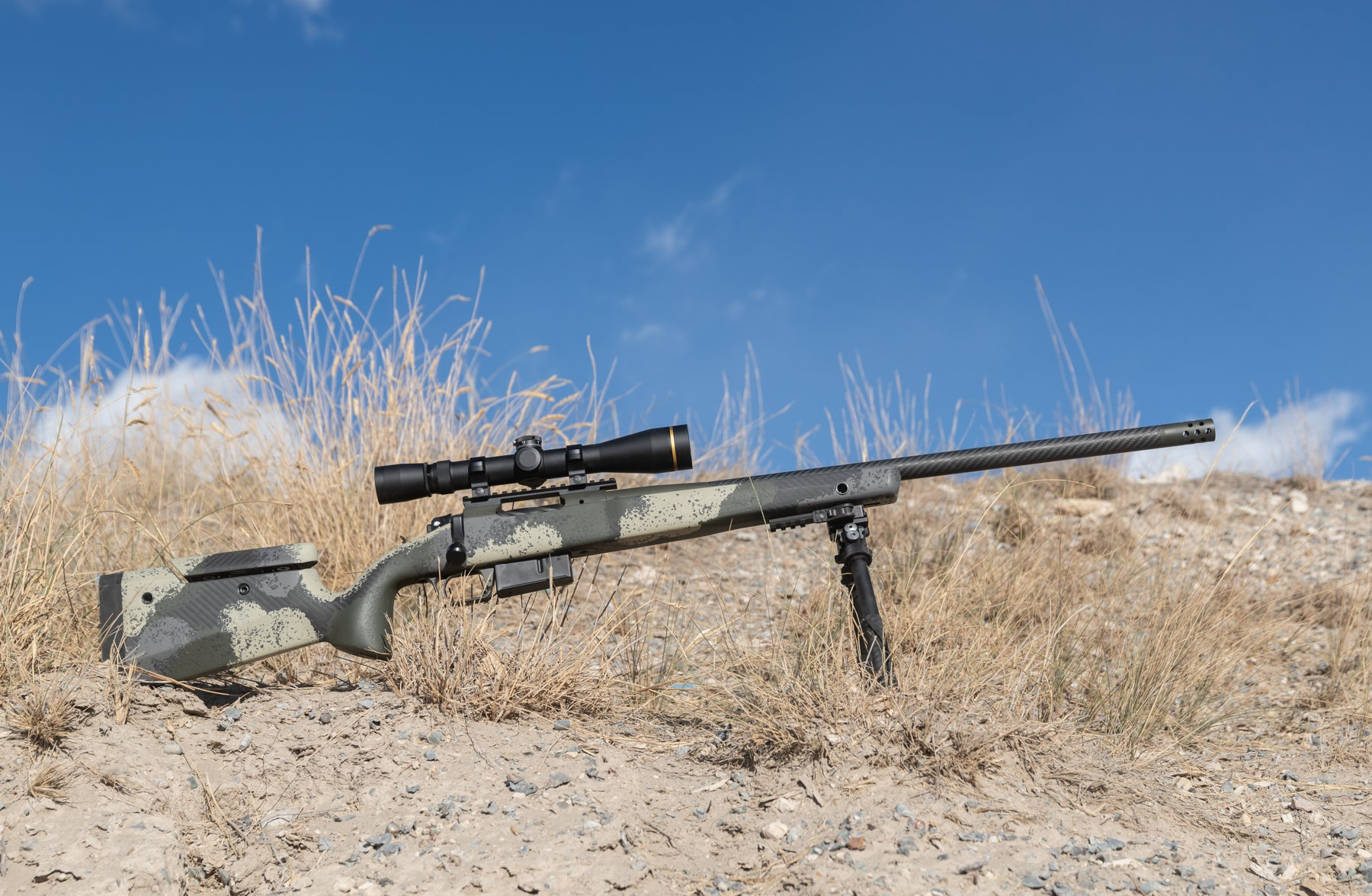 Springfield Gets Into Hunting Bolt Guns with New Model 2020 Line